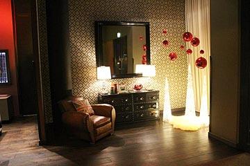 The George Hotel – Weihnachtsdekoration von Made auf Veddel