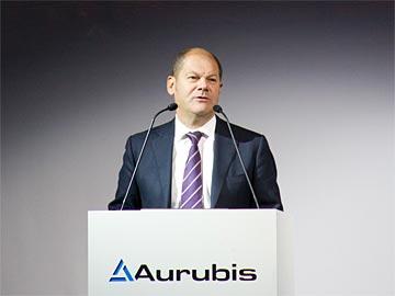 Olaf Scholz, Bürgermeister