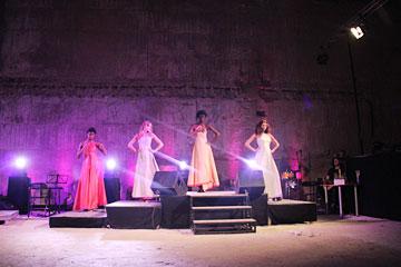 2013 Made auf Veddel - Modenshow im Energiebunker Wilhelmsburg